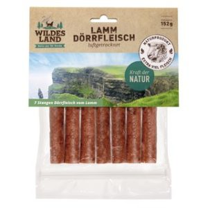 Lamm Dörrfleisch KiKi DogCare Dogwalking