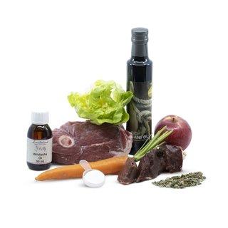 barf complete menu lamb solut