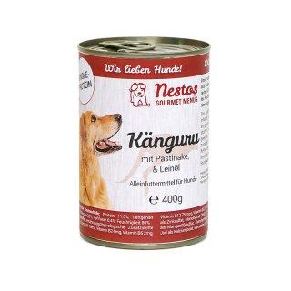 nestos gourmet menues kaenguru mit pastinake leinoel