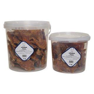 petsolut huehnerfilets 1 kg